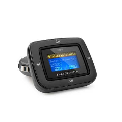 Energy Car Transmitter 1100 Dark Iron