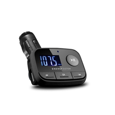 Energy Car Transmitter f2 Black Knight