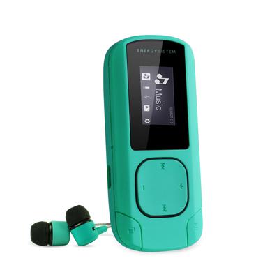 Energy MP3 Clip Mint