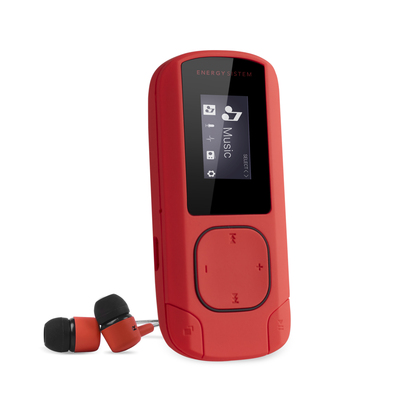 Energy MP3 Clip Coral