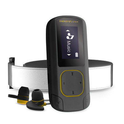 MP3 Clip BT Sport Amber
